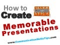Six principles for powerful presentations and speeches