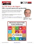 Six Global Goals/SDG Snippets