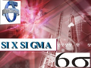 Six Sigma By :Rajeev