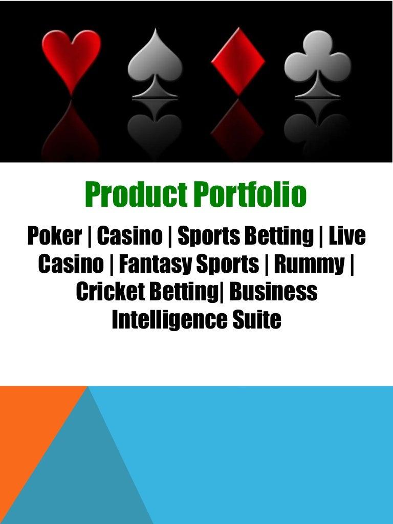 Sjm Online Gambling Software For Poker Casino Sports Betting Fanta