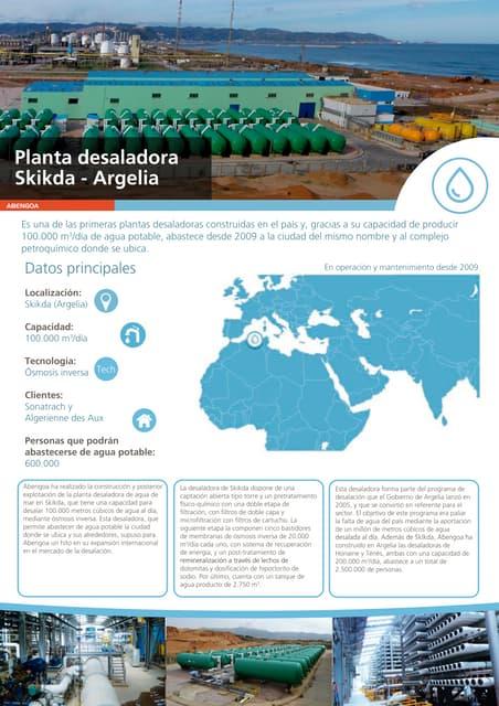 Planta desaladora de Skikda