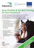 Workforce Training & Development for SMEs in Coventry & Warwickshire, Funding for Staff Training  in Coventry & Warwickshire