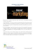 Programma del corso Introduzione al web marketing