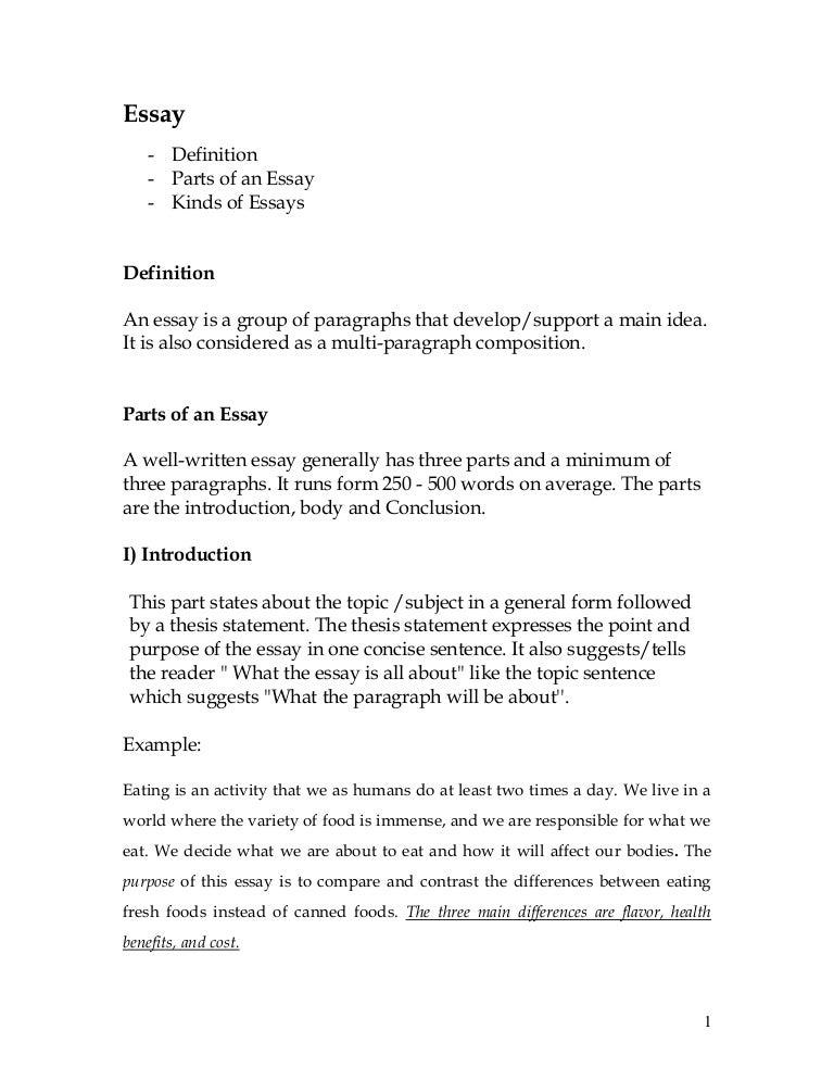 three point thesis statement definition A three-part thesis statement is easy because you simply list your three main pieces of evidence take a look at the following example of a three-part thesis.