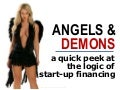 Angles & Demons - a quick foray into start-up funding