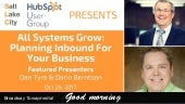 All Systems Grow: Planning Inbound for Your Business