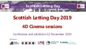 Scottish Letting Day 2019 - 4D Cinema