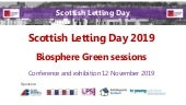 Scottish Letting Day 2019 - Biosphere Green