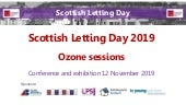 Scottish Letting Day 2019 - Ozone