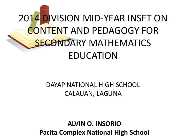 Module 4 Grade 9 Mathematics (RADICALS)