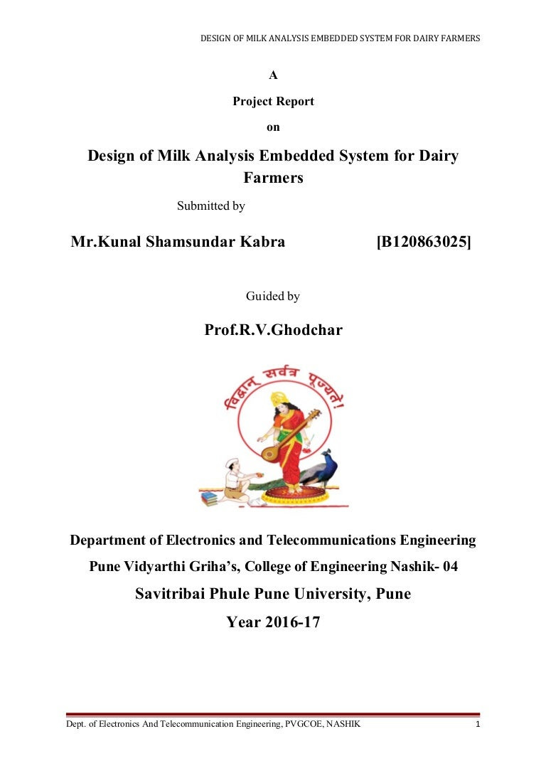 Design Of Milk Analysis Embedded System For Dairy Farmers 23 X Ldr Circuits Projects Slide 170610054048 Thumbnail 4cb1497073963