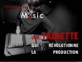 Launchpad de Novation : une tablette qui révolutionne la production