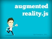 Augmented Reality in JavaScript