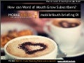 (mobileYouth) How can word of mouth grow mobile subscribers?