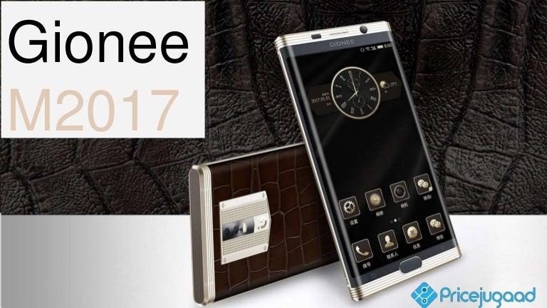 Gionee M2017 7000 Mah Beast Battery Smartphone Full