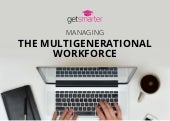 How to Manage the Multigenerational Workforce