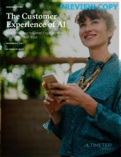 [REPORT PREVIEW] The Customer Experience of AI