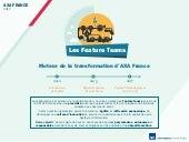 Les Feature Teams, moteur de la transformation d'AXA France
