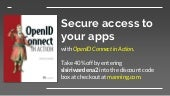 OpenID Connect in Action
