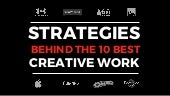 10 Award Winning Strategy Case Studies (Under Armour, REI, Seamless, Apple)
