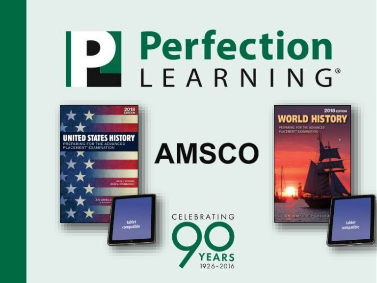 AMSCO AP World History