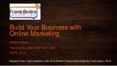 Build Your Business With Online Marketing