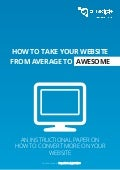 How to Convert more on your Website
