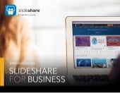 Introduction to SlideShare for Businesses