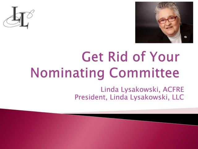 Slidesharegetridofnominatingcommittee 140710224635 phpapp01 thumbnail