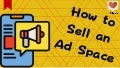 How to sell Ad spaces