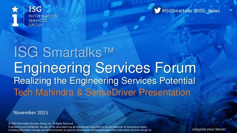 Engineering Services Forum Tech Mahindra Sensedriver