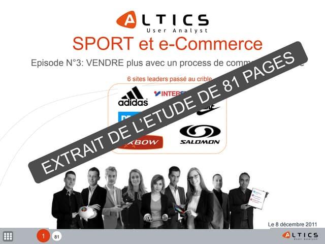 Slideshare lb sport_audit_processus de commande