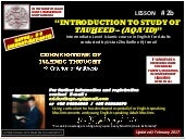 Slideshare~$(lesson#2b)tauheed course-(batch#6-januay-may-2017)-causes-of-wrong-thinking[contn'd]-1-februuary-2017
