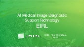 AI Medical image Diagnostic Support Technology
