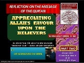 [Slideshare]reflections qur'an(3)aali 'imran[164] part2