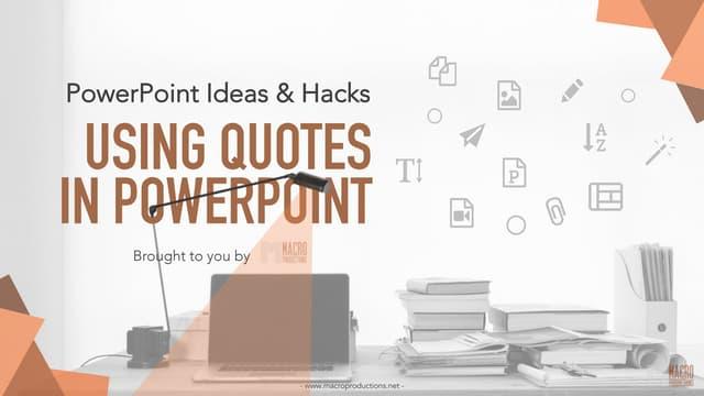 hacks quotes