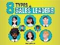 8 Types Of Sales Leaders