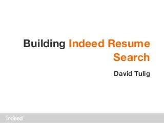 resume search linkedin