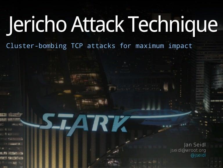 Jericho Attack Technique