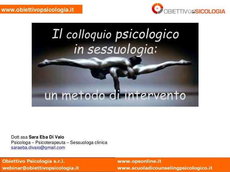 Difficoltà erettive e problemi di coppia - Alessandra Graziottin