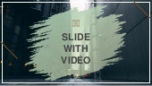 Creative Slides with Video Presentation Template | Free Download