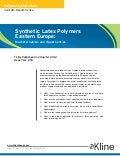 Synthetic Latex Polymers Eastern Europe - Brochure