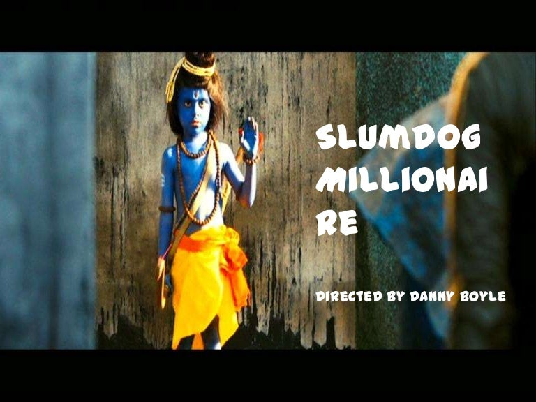 Slumdog millionaire essay quotes example