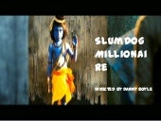 essay slumdog millionaire