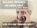 Slush 2015 - buildling payments customer first