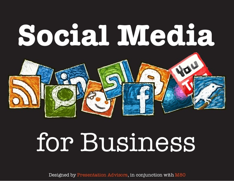 social media for small business tips