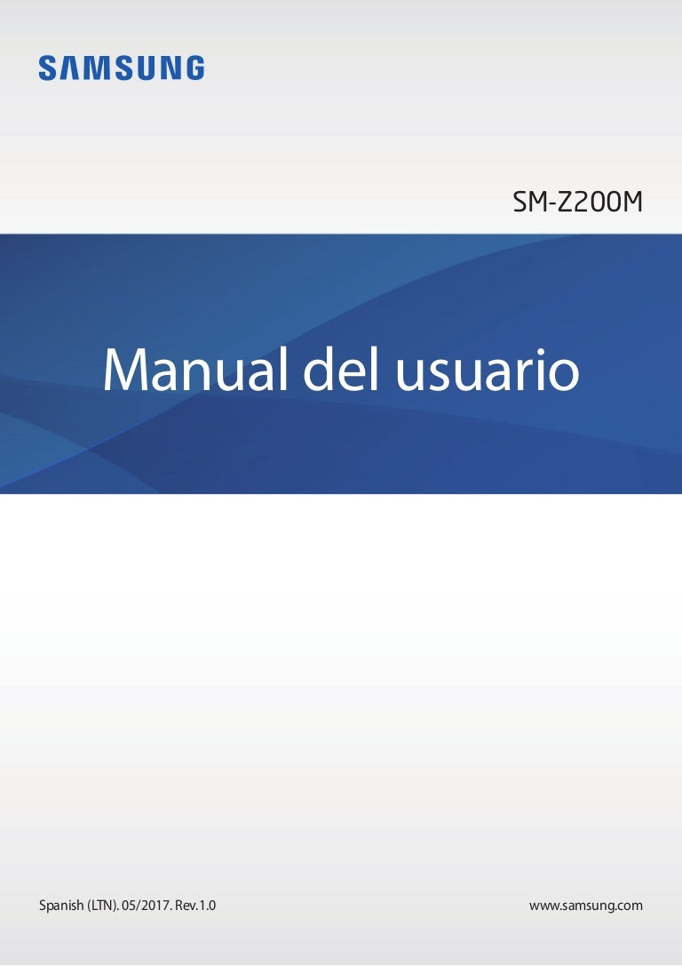 Sm z200 User Manual (Tizen) ver 1.0