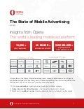 The State of Mobile Advertising, Q3 2012