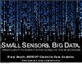 Small Sensors Big Data Barry Smyth