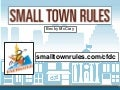 Small Town Rules